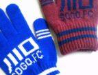 川口市立川口総合高等学校 女子サッカー部 オリジナル手袋