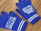 富山県中新川郡上市町の 「上市サッカースポーツ少年団」様 オリジナル手袋