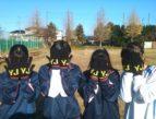 埼玉県立寄居城北高等学校 女子サッカー部 お揃い 写真です