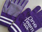 京都市 紫竹小学校 オリジナル手袋