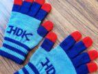静岡県榛原郡吉田町 女子サッカーチーム 榛南ドルフィンキッカーズ オリジナル手袋